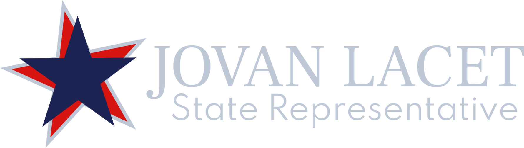 Jovan Lacet for State Representative