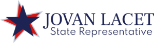 Jovan Lacet for State Representative in 12th Suffolk